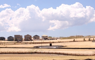 New Homes being built in Castle Pines, CO