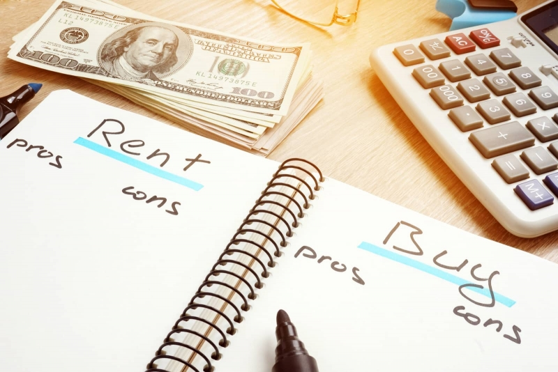 Renting vs Buying a House Pros and Cons