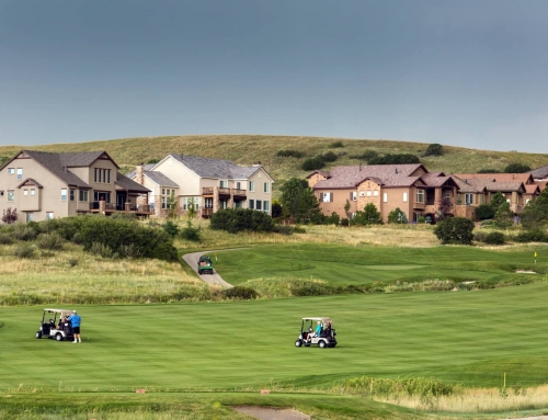 Public Golf Courses in Castle Rock CO